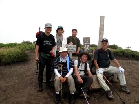 2009.08.29偲ぶ会供養登山
