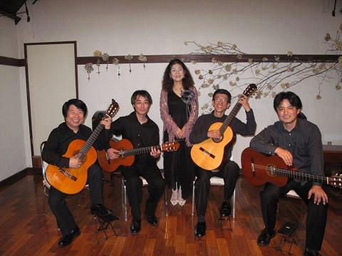 2010.07.17長崎ギター四重奏団