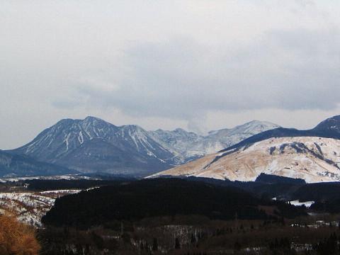 2011.01.27九重の冬景色