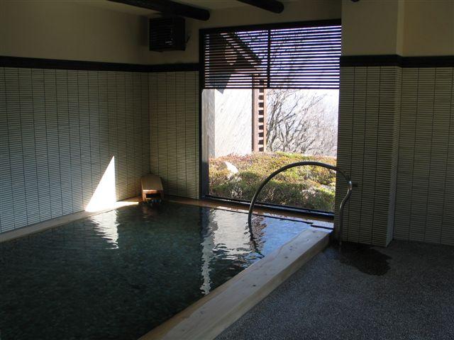浴場と露天風呂2