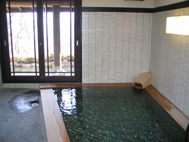 浴場と露天風呂3