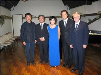 A・ガブリロヴィッチ & 大島 妙子 ヴァイオリン&ピアノ・コンサート