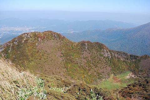 三俣山北峰2013.10.14
