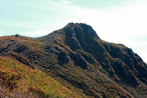 段原から大船山2013.10.17