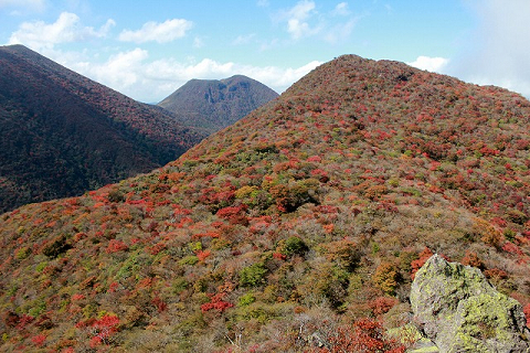 黒岳・高塚山2013.10.22