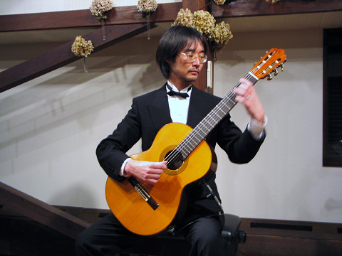 ギター・橋口氏