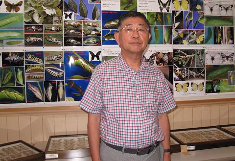 昆虫展2011.7.27