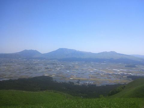 阿蘇五岳2015521