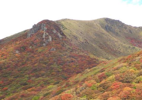 星生山の紅葉2015.10.11