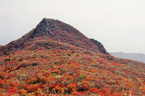 高塚山頂付近 2015.10.21