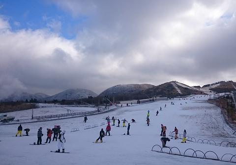 スキー場2015.12.05