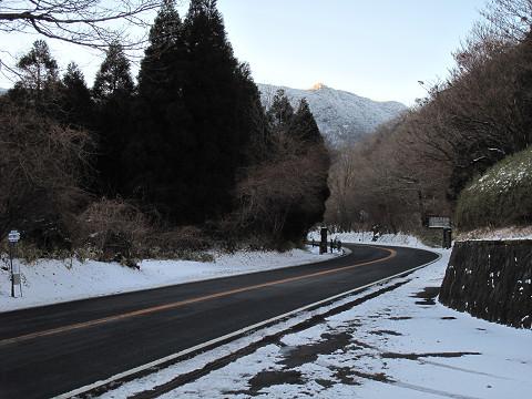 道路状況 2011.12.27