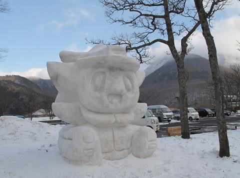 雪像2012.2.9