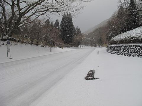 道路状況2012.2.18
