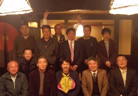 山本保護管送別会2012.3.22