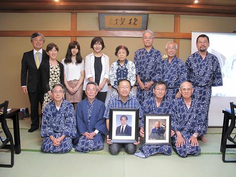 偲ぶ会2012.9.1