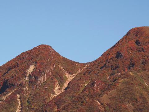 三俣山2 2012.10.13