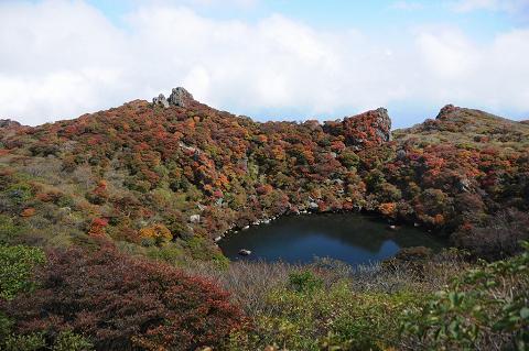 大船山 2012.1012