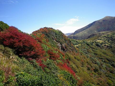 沓掛山付近2012.10.13