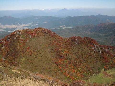 三俣山北峰2012.10.15