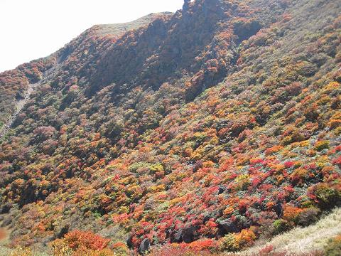 三俣山大鍋2012.10.15