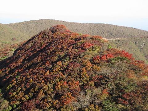 大船山山頂2012.10.15