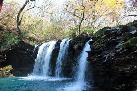 暮雨の滝2012.10.29