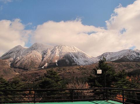 三俣山 2012.11.15