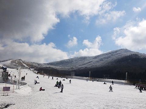 九重スキー場1 2012